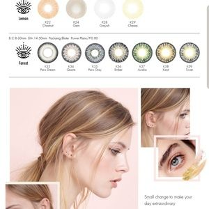 Contact lense